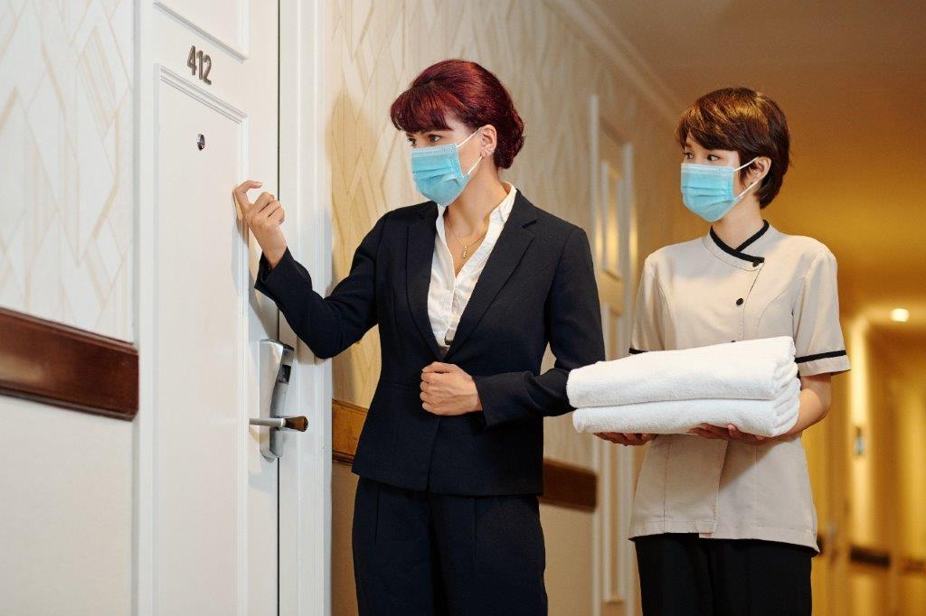 Menginap di Hotel Selama Pandemi